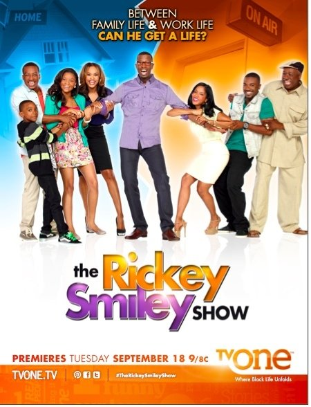 Rickey Smiley in the poster