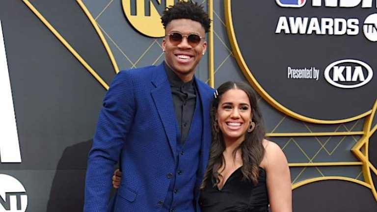 Who is Giannis Antetokounmpo Wife? Brother, Net Worth ...