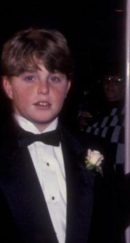 Cameron Douglas childhood photo