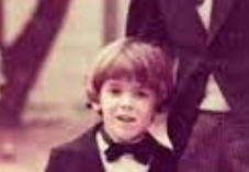 Gianni Gregorini childhood photo
