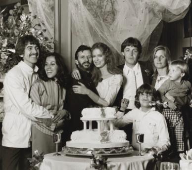 Barbara Bach family photo