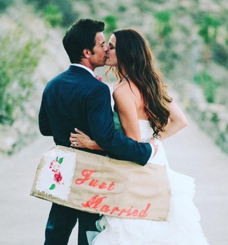Heidi Androl wedding photo