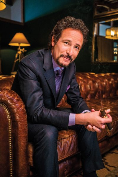 Jim Rome posing for a photo