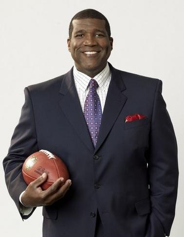 Curt Menefee, American sportscaster