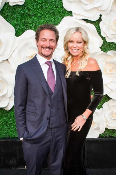 Jim Rome with his wife Јаnеt Rome