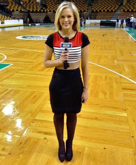 Jamie Erdahl, American reporter