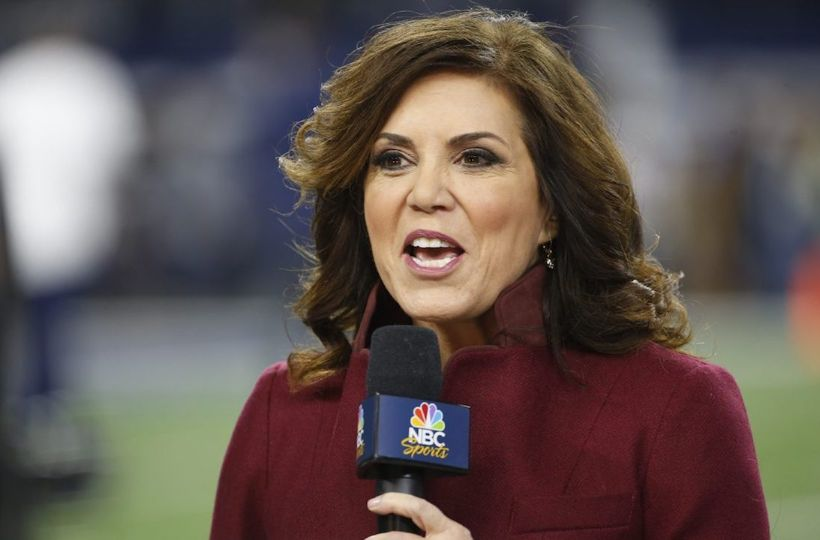 How much is Michele Tafoya's Net Worth? What is Michele Tafoya's Salary? Is Michele Tafoya African American?