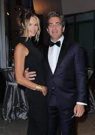 Jeffrey Soffer with her ex-wife Elle Macpherson
